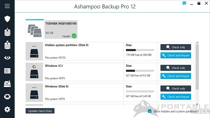 Ashampoo Backup Pro 2021 Portable Free Download