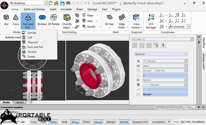 CorelCAD 2021 Free Download 32 64 Bit Offline Installer Setup direct link