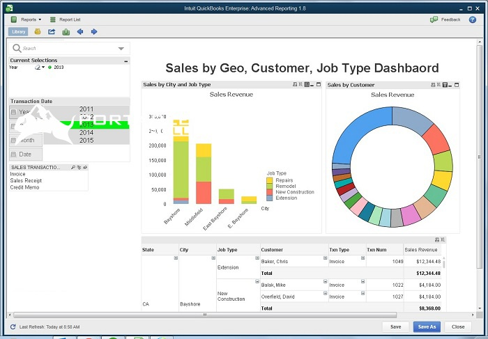 Intuit QuickBooks Enterprise Solutions 2016 Free Download for Windows direct link