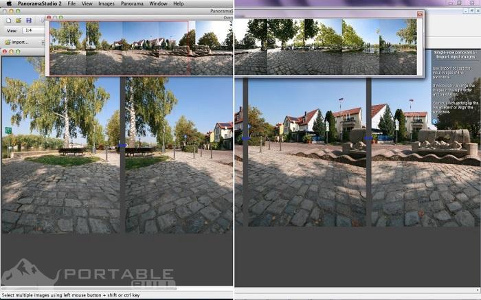 PanoramaStudio Pro 3.5 + Portable Free Download 32 64 Bit offline installer