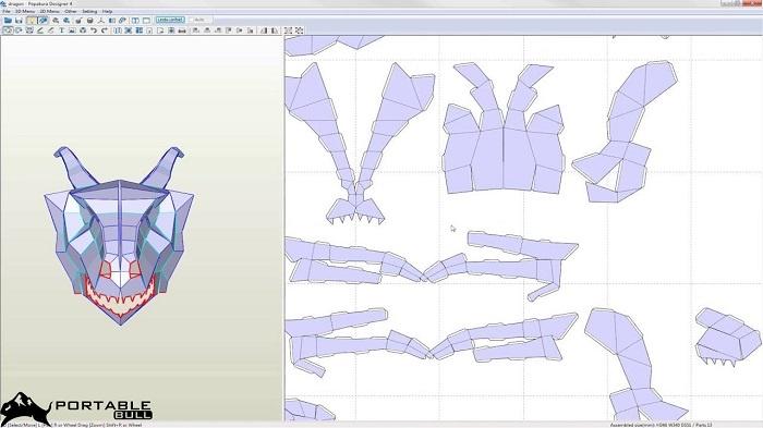 Pepakura Designer 4.2.0 + Portable [Updated 2021] Free Download direct link