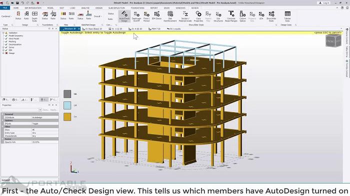 Tekla Structural Designer Suite 2020 Free Download (Offline Installer Setup) direct link