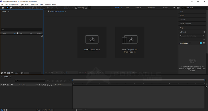 Adobe After Effects 2020 free download