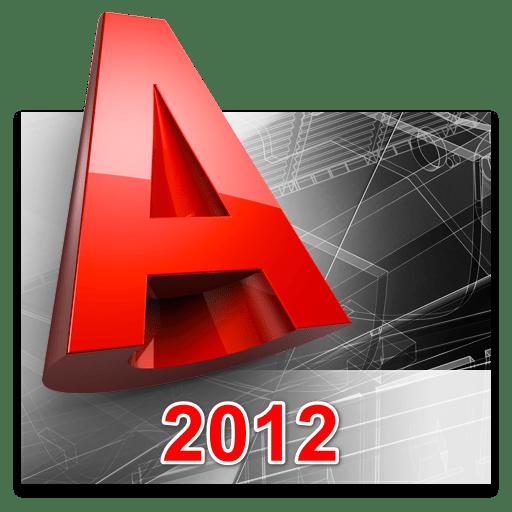AutoCAD 2012 icon