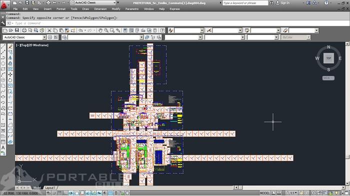 AutoCAD 2013 Free Download (32-64 Bit) [Offline Setup Installer]