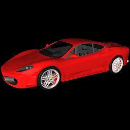 BMTees Cinema 4D Car Model Pack icon