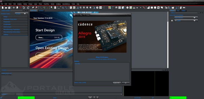 Cadence SPB Allegro and OrCAD 2021 Free Download [Offline Setup Installer]