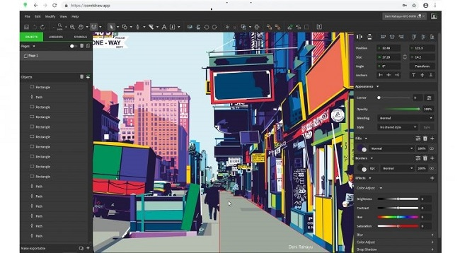 CorelDRAW 2020 Free Download (32-64 Bit) [Offline Setup Installer]