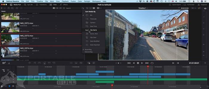 DaVinci Resolve Studio 17 Free Download