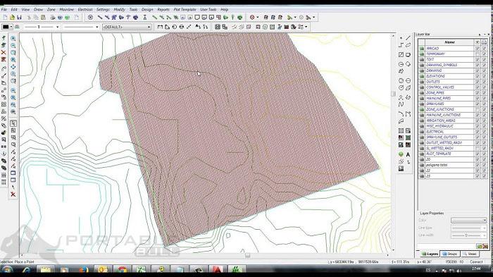 IRRICAD Software 18 free download