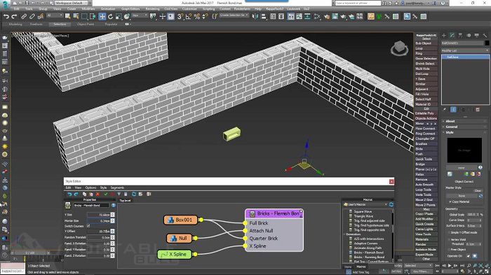 Itoo RailClone Pro for 3ds Max
