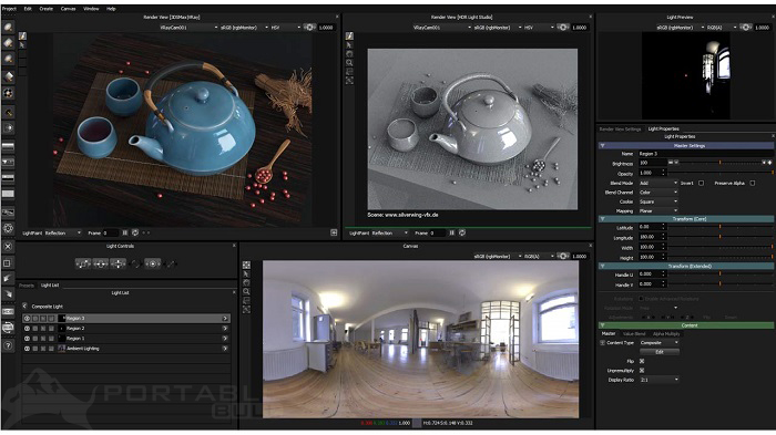Lightmap HDR Light Studio free download
