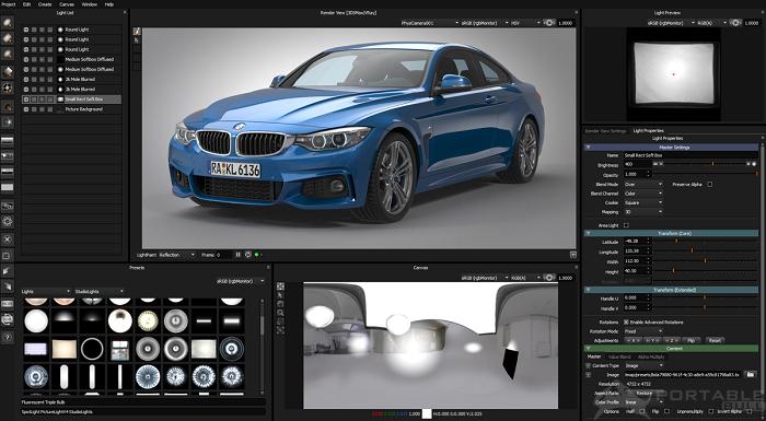 Lightmap HDR Light Studio