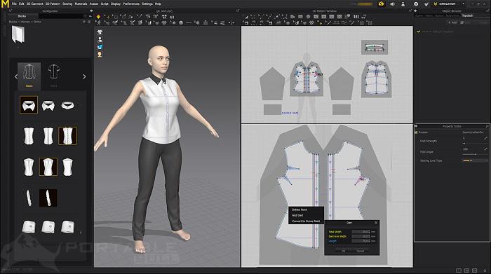 Marvelous Designer 10 Free Download