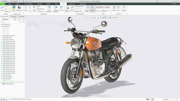 PTC Creo Software 7.0