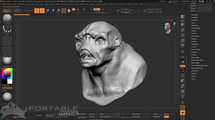 Zbrush 2020 Download