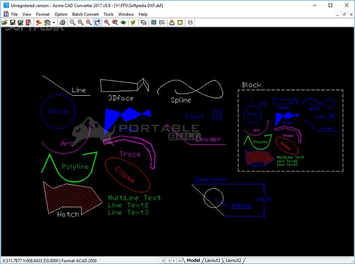 Acme CAD Converter 2021 Portable