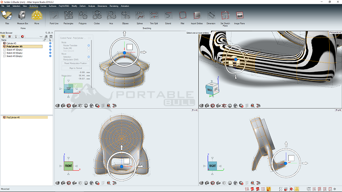 Altair Inspire Studio 2021 free download