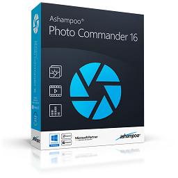 Ashampoo Photo Commander 16 icon