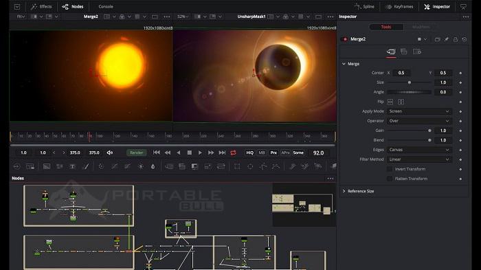 Blackmagic Fusion Studio 17 Free Download