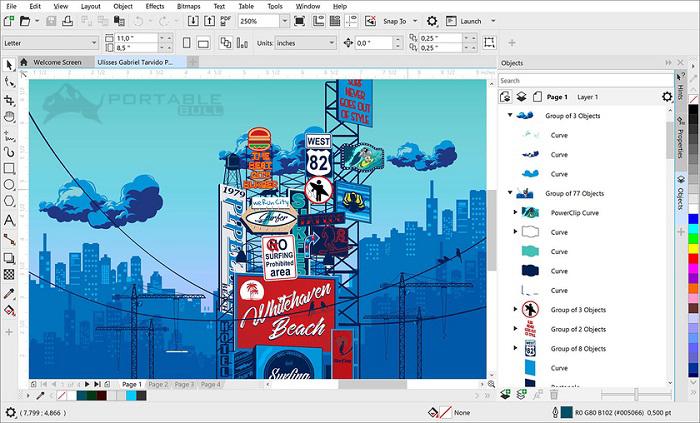 CorelDRAW 2019 for Mac free download