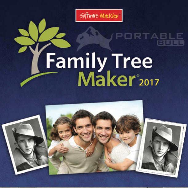 Family Tree Maker icon