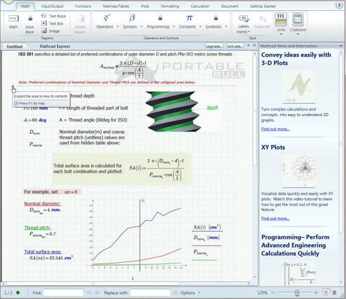 PTC Mathcad Prime 7.0