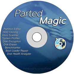 Parted Magic 2021 icon
