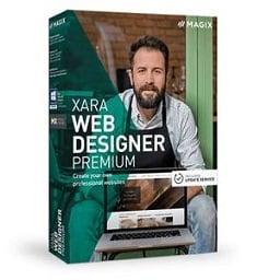 Xara Web Designer Premium 18 cover