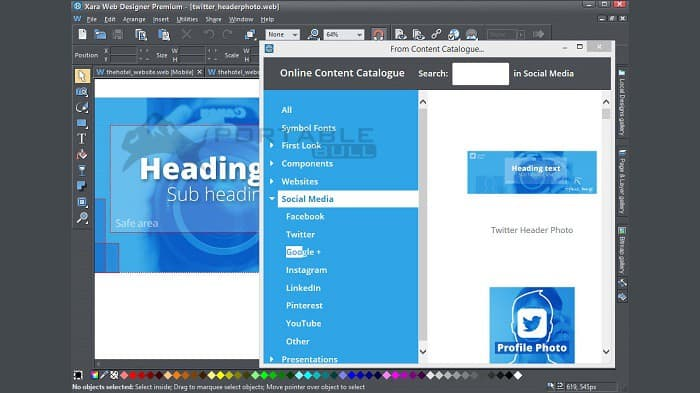 Xara Web Designer Premium 18 free download