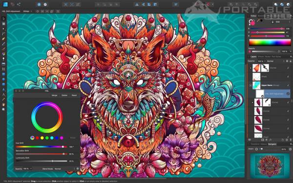 Affinity Designer 2021