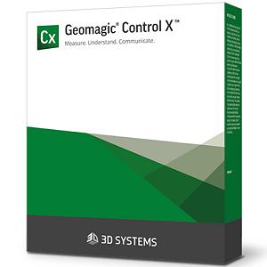 Geomagic Control X 2018 icon