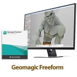 Geomagic Freeform Plus 2021 icon