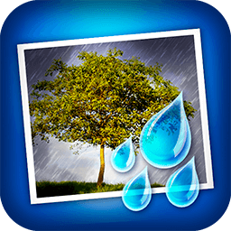 JixiPix Rainy Daze for Mac icon
