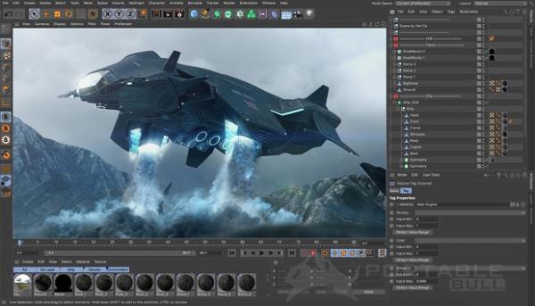 Maxon CINEMA 4D Studio S24 free download
