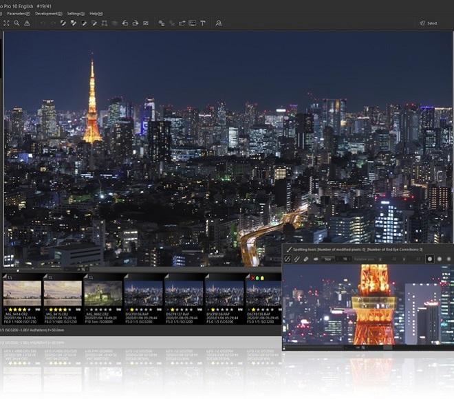 SILKYPIX Developer Studio Pro 10E for Mac icon