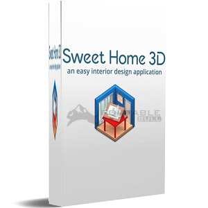 Sweet Home 3D for Mac icon