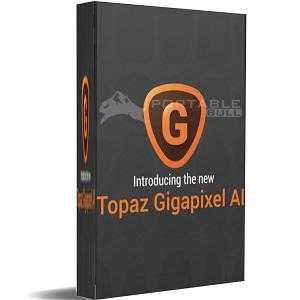 Topaz Gigapixel AI Cover