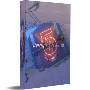 V-Ray Advanced 5 for Cinema 4D Cover