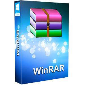 WinRAR 6.0 Portable icon