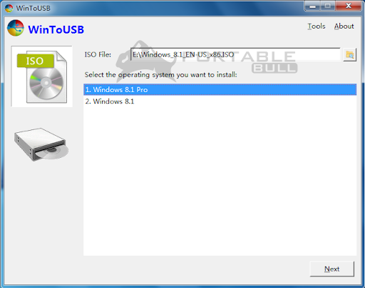 WinToUSB 6.0 Portable