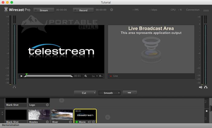 Wirecast Pro 14.1.2 for Mac