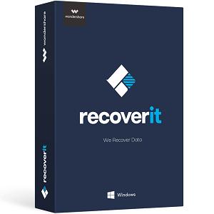 Wondershare Recoverit 9.5 icon