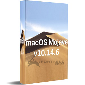 macOS Mojave 10.14.6 Cover
