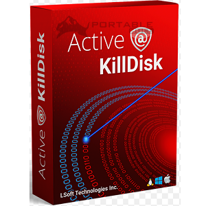 Active@ KillDisk Ultimate 14.0.11 Portable cover icon