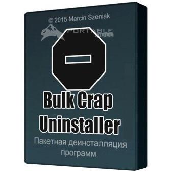 Bulk Crap Uninstaller cover icon