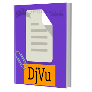 DjVu Reader Pro for Mac cover icon