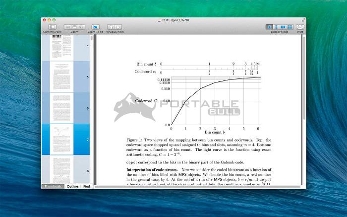 DjVu Reader Pro for Mac