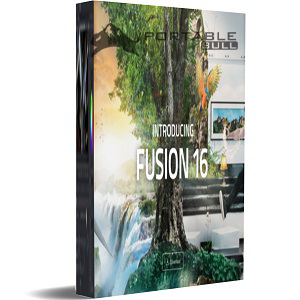 Fusion Studio 16 Cover
