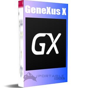 GeneXus X cover icon